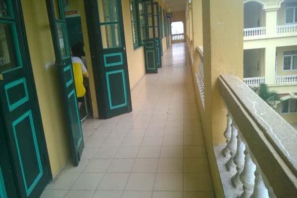 Dịch vụ vệ sinh trường học
