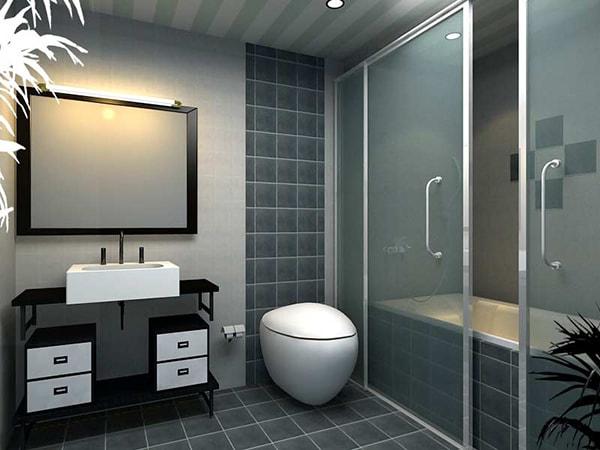 Cách hãy để vệ sinh nhà tắm hiệu quả