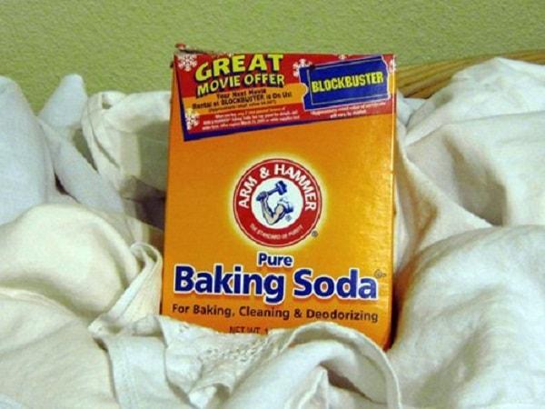 Baking soda có nhiều tiện ích trong cuộc sống